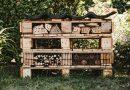 Insektenhotel – Nist- und Überwinterungshilfe für Insekten